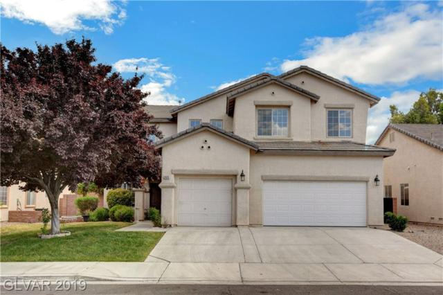2473 Bench Reef, Henderson, NV 89052 (MLS #2097171) :: The Snyder Group at Keller Williams Marketplace One