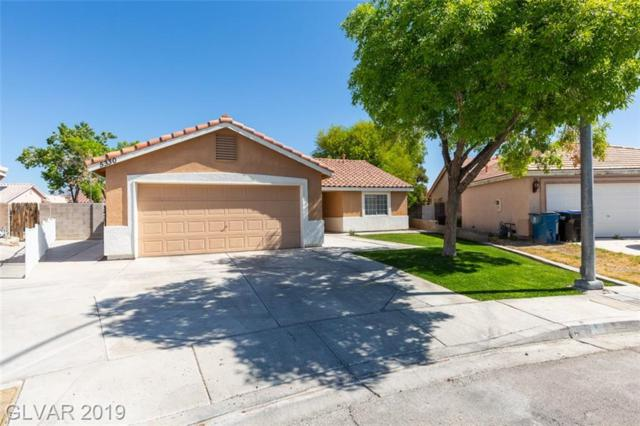 5330 Sun Meadow, North Las Vegas, NV 89031 (MLS #2097200) :: The Snyder Group at Keller Williams Marketplace One