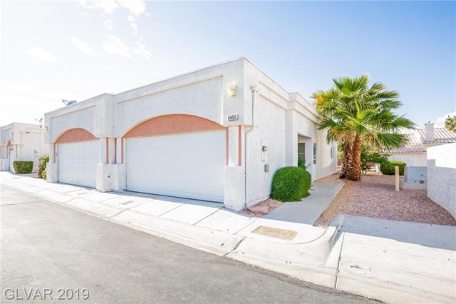 6452 Melody Rose, Las Vegas, NV 89108 (MLS #2097216) :: Signature Real Estate Group