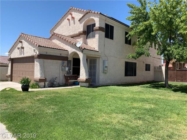 5742 Cinnabar, Las Vegas, NV 89110 (MLS #2097258) :: Signature Real Estate Group