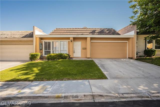 3365 Royce, Las Vegas, NV 89121 (MLS #2097269) :: Signature Real Estate Group
