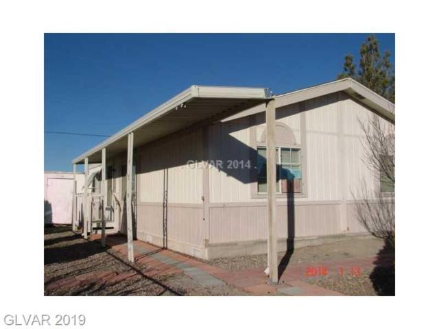 90 W Potter, Pahrump, NV 89048 (MLS #2097318) :: The Lindstrom Group