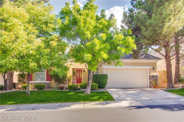 9817 Miss Peach, Las Vegas, NV 89145 (MLS #2097324) :: The Snyder Group at Keller Williams Marketplace One