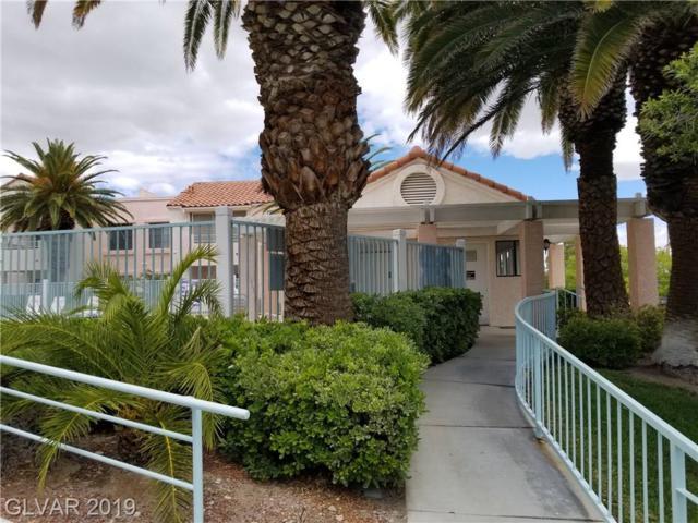 4865 Torrey Pines Drive #106, Las Vegas, NV 89103 (MLS #2097358) :: Helen Riley Group | Simply Vegas