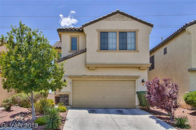 3033 Austin Pale, North Las Vegas, NV 89081 (MLS #2097400) :: The Snyder Group at Keller Williams Marketplace One