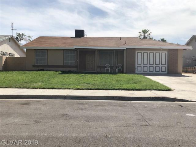 140 Montello, North Las Vegas, NV 89110 (MLS #2097407) :: Signature Real Estate Group