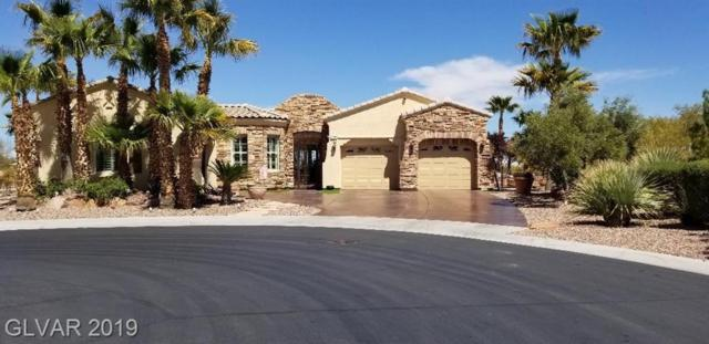 5315 Giorno, Las Vegas, NV 89135 (MLS #2097534) :: Signature Real Estate Group