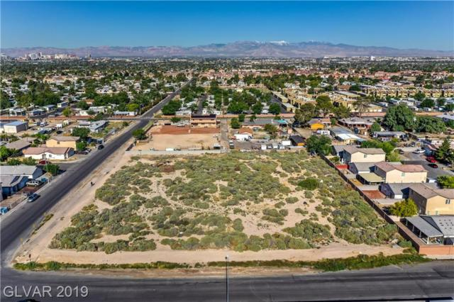 Tonopah-Lincoln, Las Vegas, NV 89156 (MLS #2097553) :: The Snyder Group at Keller Williams Marketplace One