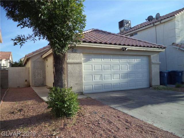 4591 Little Wren, Las Vegas, NV 89110 (MLS #2097557) :: Signature Real Estate Group