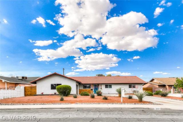 2612 Gilmary, Las Vegas, NV 89102 (MLS #2097573) :: The Snyder Group at Keller Williams Marketplace One