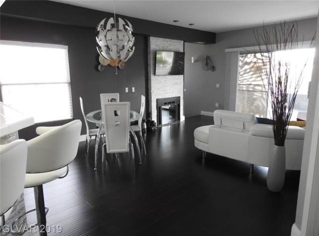 3601 Spanish Butterfly #203, Las Vegas, NV 89108 (MLS #2097604) :: Signature Real Estate Group