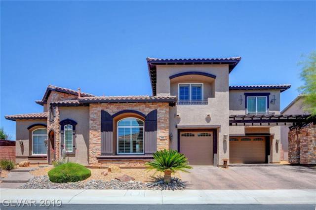 7660 Abilene Hills, Las Vegas, NV 89178 (MLS #2097621) :: Signature Real Estate Group