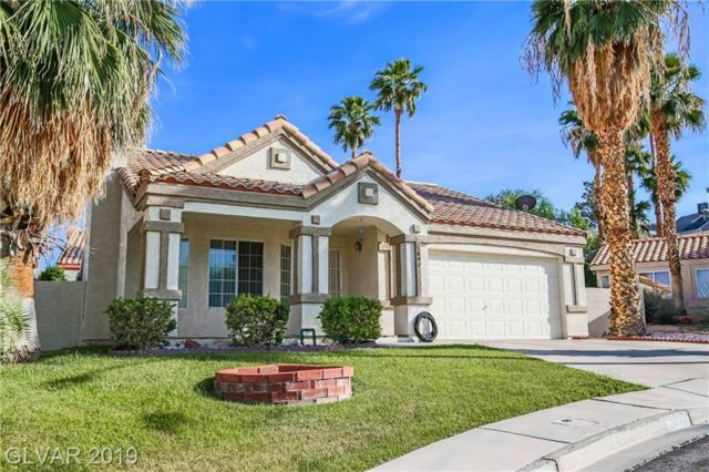 1693 Clear Look, Henderson, NV 89014 (MLS #2097697) :: The Snyder Group at Keller Williams Marketplace One