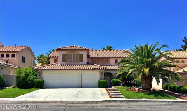 8183 Skycrest, Las Vegas, NV 89123 (MLS #2097700) :: ERA Brokers Consolidated / Sherman Group