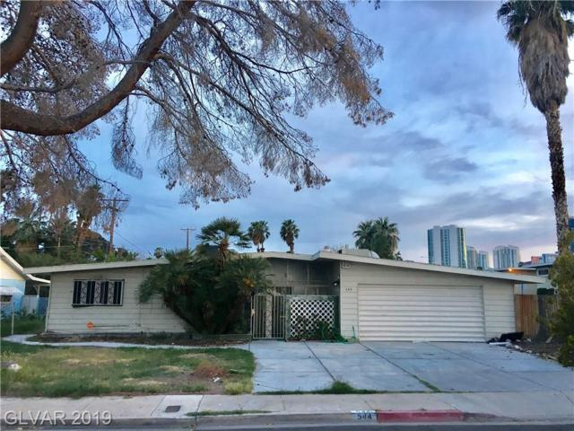 544 Barbara, Las Vegas, NV 89104 (MLS #2097708) :: Signature Real Estate Group
