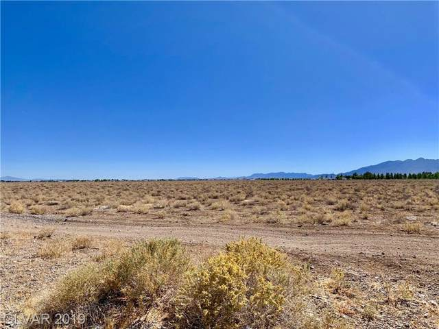 2121 W Charleston Park Avenue, Pahrump, NV 89048 (MLS #2097731) :: The Lindstrom Group