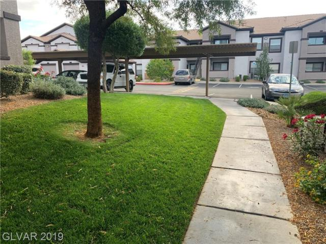 45 Maleena Mesa St #1017, Henderson, NV 89074 (MLS #2097773) :: Vestuto Realty Group