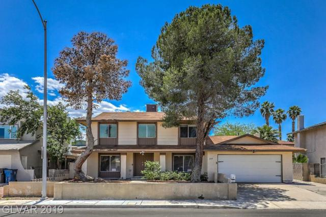 899 Monika, Las Vegas, NV 89119 (MLS #2097804) :: Signature Real Estate Group