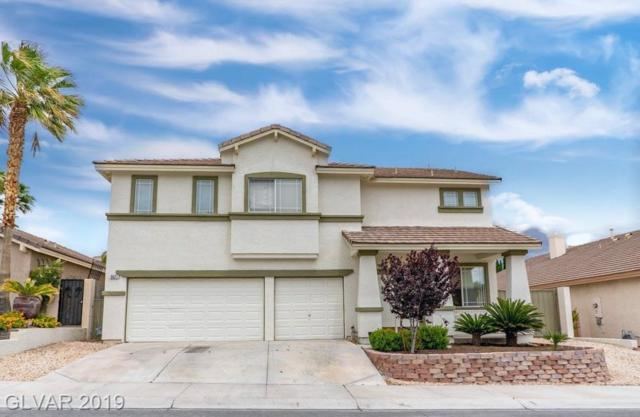 9620 Windom Point, Las Vegas, NV 89129 (MLS #2097817) :: The Snyder Group at Keller Williams Marketplace One