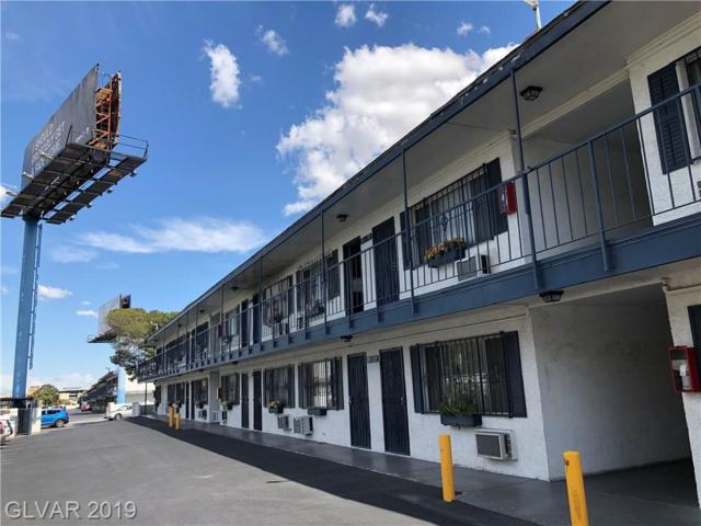 4600 N Paradise #52, Las Vegas, NV 89169 (MLS #2097834) :: Signature Real Estate Group