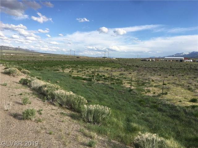 10.53 Acres Off Of Mcgill Hwy., Ely, NV 89301 (MLS #2097891) :: The Snyder Group at Keller Williams Marketplace One
