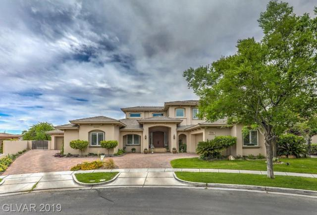 9305 Canyon Classic, Las Vegas, NV 89144 (MLS #2097910) :: The Snyder Group at Keller Williams Marketplace One