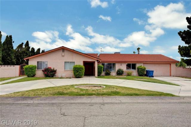 5790 Pioneer, Las Vegas, NV 89146 (MLS #2097983) :: The Snyder Group at Keller Williams Marketplace One