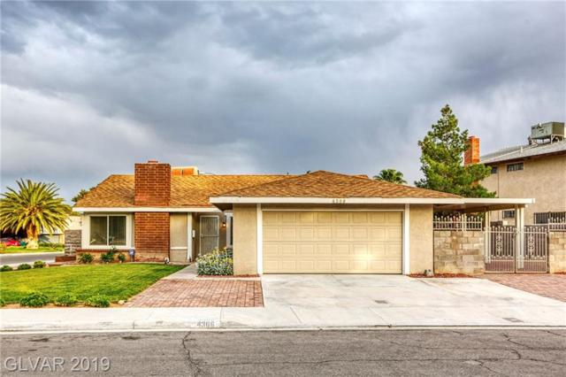 4366 Hidden Oak, Las Vegas, NV 89103 (MLS #2098041) :: Vestuto Realty Group