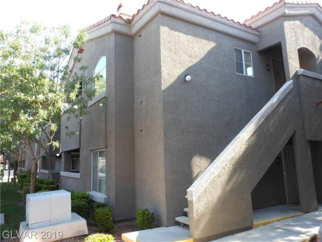 5525 Flamingo #1032, Las Vegas, NV 89103 (MLS #2098049) :: The Snyder Group at Keller Williams Marketplace One