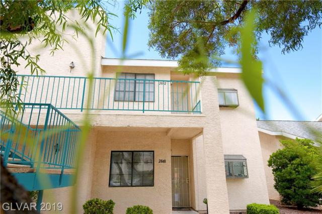 2852 Bluebonnet #2852, Henderson, NV 89052 (MLS #2098057) :: The Snyder Group at Keller Williams Marketplace One
