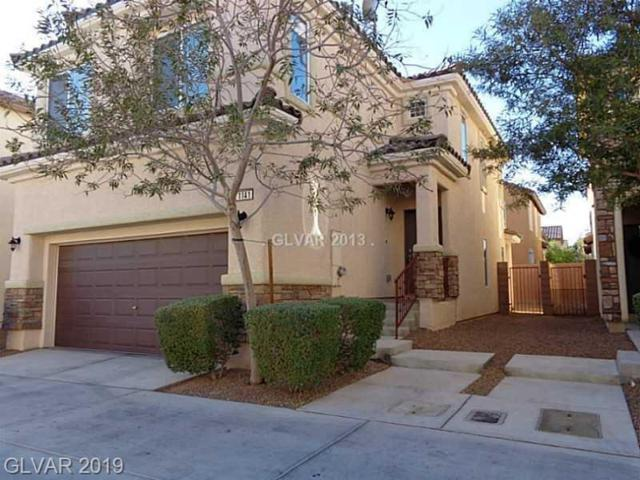 1141 Via Milan, Henderson, NV 89052 (MLS #2098061) :: The Snyder Group at Keller Williams Marketplace One