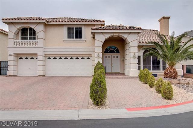 6236 Narrow Isthmus, Las Vegas, NV 89139 (MLS #2098093) :: Vestuto Realty Group