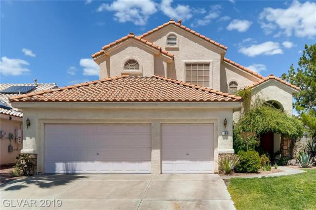 1104 Broomfield, Henderson, NV 89074 (MLS #2098142) :: The Snyder Group at Keller Williams Marketplace One
