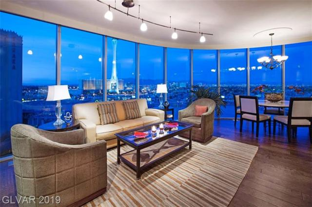 222 Karen #2708, Las Vegas, NV 89109 (MLS #2098144) :: Signature Real Estate Group