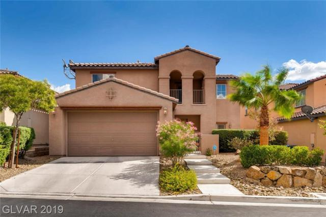 912 Encorvado, Las Vegas, NV 89138 (MLS #2098154) :: Signature Real Estate Group