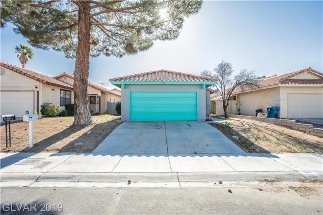 144 Jon Belger, Las Vegas, NV 89145 (MLS #2098157) :: Signature Real Estate Group