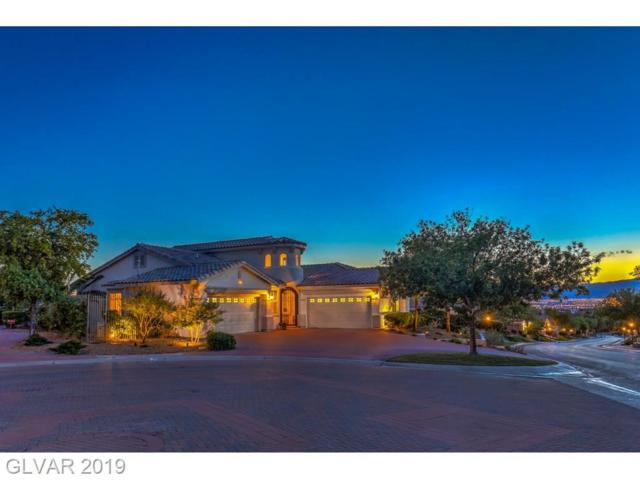 3001 Via Meridiana, Henderson, NV 89052 (MLS #2098177) :: The Snyder Group at Keller Williams Marketplace One