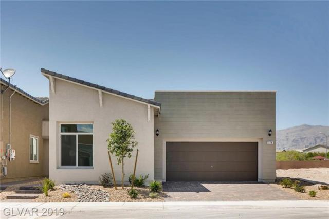 228 Coldwell Station, North Las Vegas, NV 89084 (MLS #2098217) :: The Snyder Group at Keller Williams Marketplace One