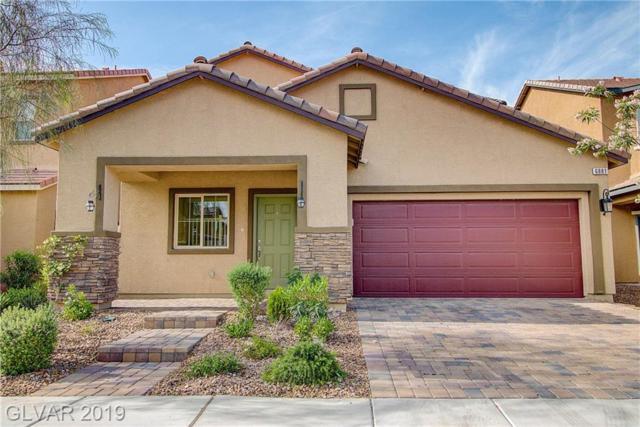6881 Tidal Creek, Las Vegas, NV 89178 (MLS #2098252) :: Signature Real Estate Group