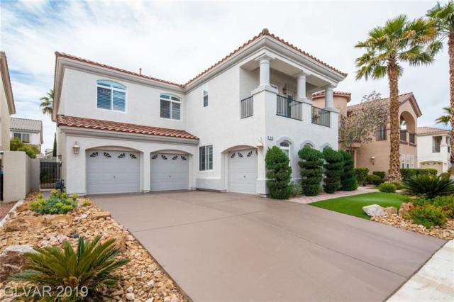 43 Big Creek, Las Vegas, NV 89148 (MLS #2098265) :: Vestuto Realty Group