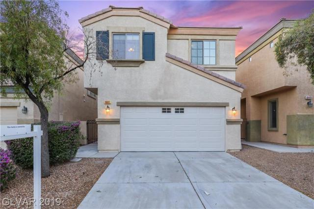 6441 Butterfly Sky, North Las Vegas, NV 89084 (MLS #2098276) :: The Snyder Group at Keller Williams Marketplace One