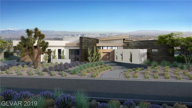 9 Sky Arc, Henderson, NV 89012 (MLS #2098281) :: The Snyder Group at Keller Williams Marketplace One