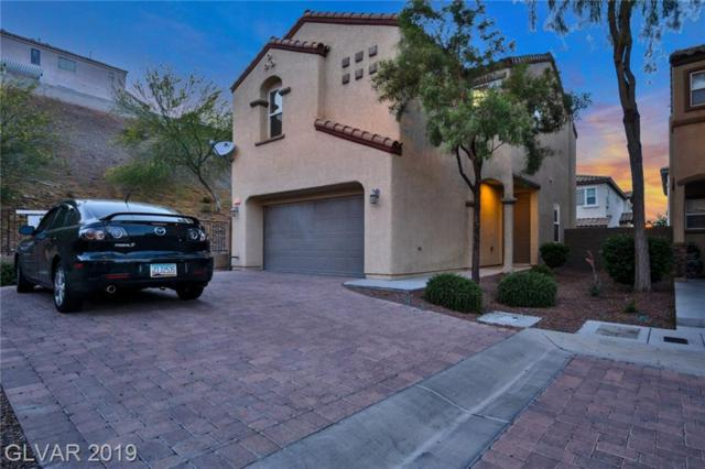 1556 Otero Valley, Henderson, NV 89074 (MLS #2098292) :: The Snyder Group at Keller Williams Marketplace One