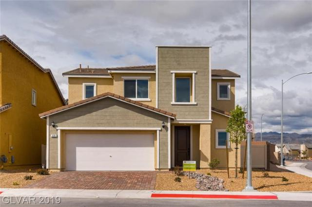 328 Baxters Bay, North Las Vegas, NV 89084 (MLS #2098313) :: The Snyder Group at Keller Williams Marketplace One