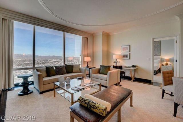 2000 N Fashion Show #6005, Las Vegas, NV 89109 (MLS #2098327) :: Signature Real Estate Group