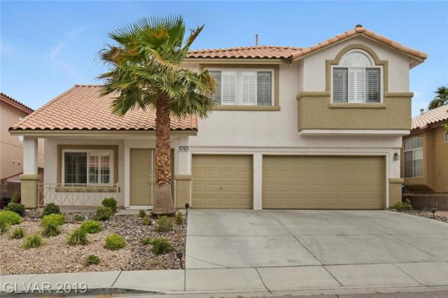 10101 Prairie Dove, Las Vegas, NV 89117 (MLS #2098330) :: Signature Real Estate Group