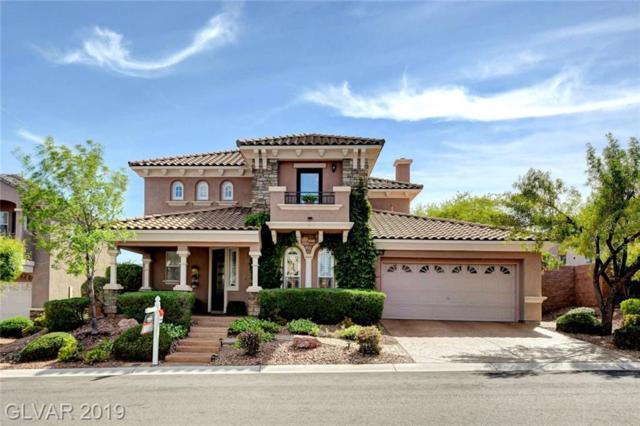 941 Roseberry, Las Vegas, NV 89138 (MLS #2098335) :: Signature Real Estate Group