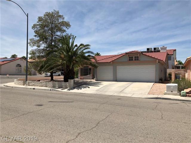 5211 Misty Morning, Las Vegas, NV 89118 (MLS #2098358) :: Signature Real Estate Group