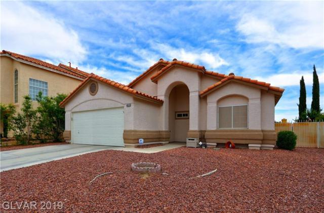 4804 Gentle Pines, Las Vegas, NV 89130 (MLS #2098360) :: Trish Nash Team