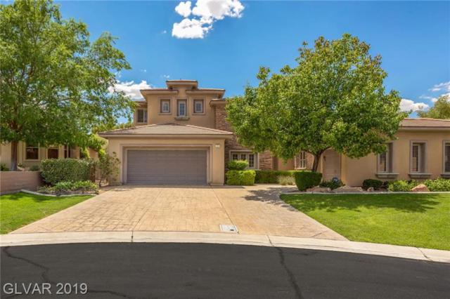 23 Plum Hollow, Henderson, NV 89054 (MLS #2098361) :: The Snyder Group at Keller Williams Marketplace One